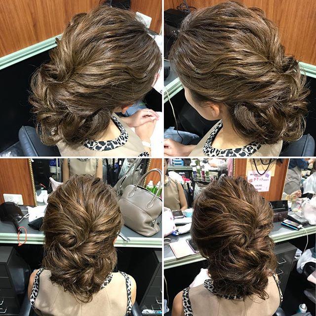 本日もご来店ありがとうございましたかなり下めにボリュームがあるヘアアレンジです  #銀座#銀座美容室#銀座セットサロン#美容室#アップヘアアレンジ #アップヘア#hairstyle #hairstyles #hairarrange#セットサロン#ゆるふわアレンジ#ホステス#銀座ホステス#ヘアメイク#シニヨン#お客様#スタッフ募集 #スタッフ募集中 - from Instagram
