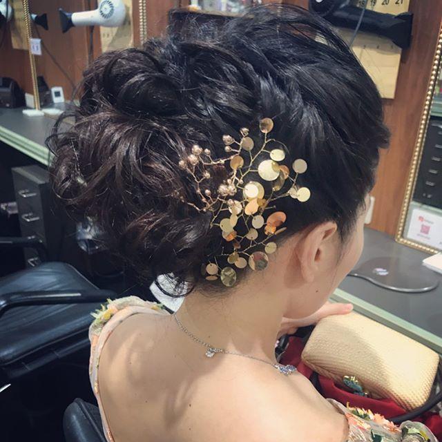 もこもこのボリュームアップヘアセットです。いつもご来店ありがとうございます#銀座#銀座美容室 #銀座セットサロン#美容室#セットサロン#ginza#hairstyle #hairstyles #hair #hairarrange #銀座ホステス#ホステス#ドレス#ドレスヘア#結婚式ヘアアレンジ #結婚式 #結婚式ヘアセット #お客様#美容師 - from Instagram