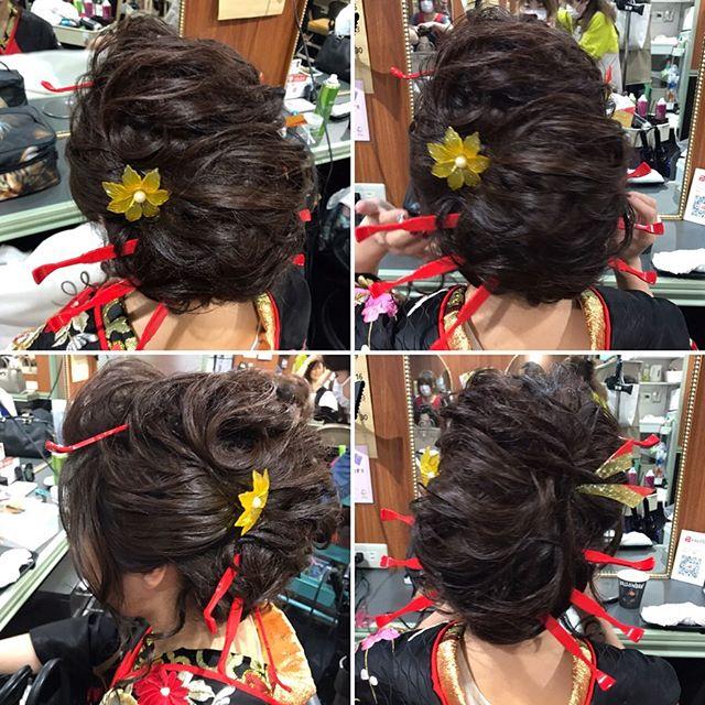 ハロウィン仕様の格好良くてかわいいボリュームたっぷりスタイルです!いつもご来店ありがとうございます#銀座#銀座セットサロン#銀座美容室#美容室#銀座美容師#ginza#着物#着物ヘア#和装#和装ヘア #かんざし#簪#hair #hairstyles #hairarrange #ヘアセットサロン#花魁#銀座ホステス#ホステス #お客様 - from Instagram